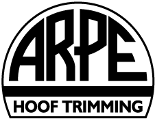 AR-PE Hoof Trimming