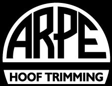 AR-PE Hoof Trimming